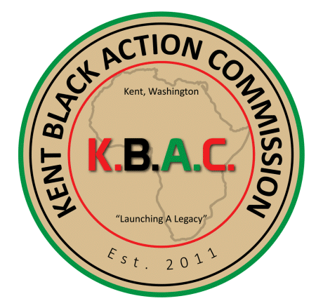 Kent Black Action Commission Logo
